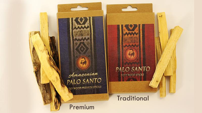 Palo Santo Premium et Traditionnel