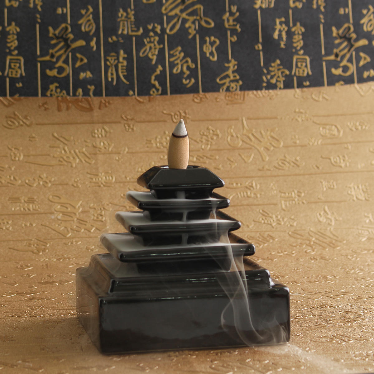 cone d'encens fait maison