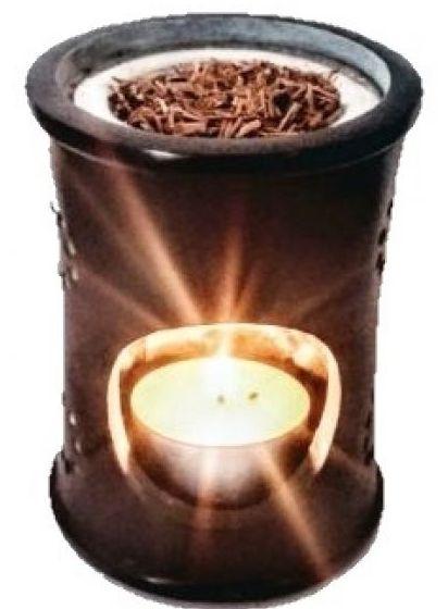 fabriquer de l'encens en résine