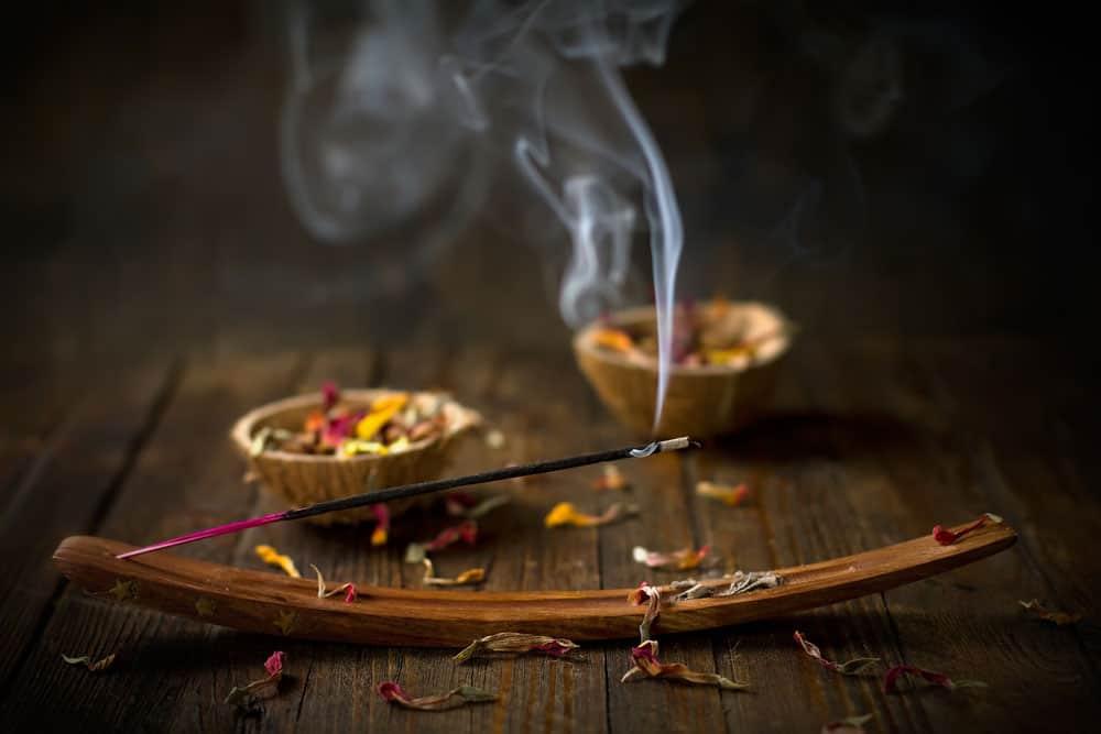 encens bon ou mauvais pour la santé