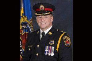 Le chef de la police régionale de Halifax, Dan Kinsella.