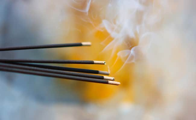 Are Incense Sticks Safe?