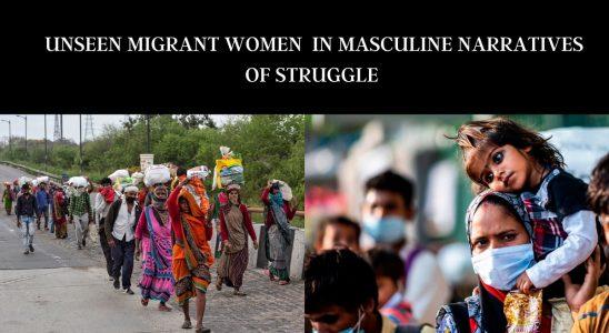 Les travailleuses migrantes en route: largement invisibles et déjà oubliées