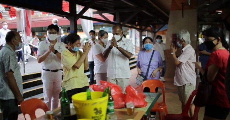 Singapour GE2020: Shanmugam donne son avis sur les relations raciales, la perte du PAP à Sengkang, Politics News & Top Stories