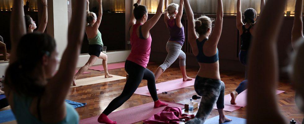 Du yoga à l'encens - qu'est-ce que le golf zen?