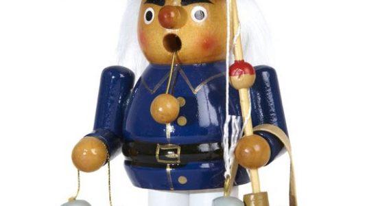 Cadeaux de Noël allemands: de l'encens pour votre petit fumeur