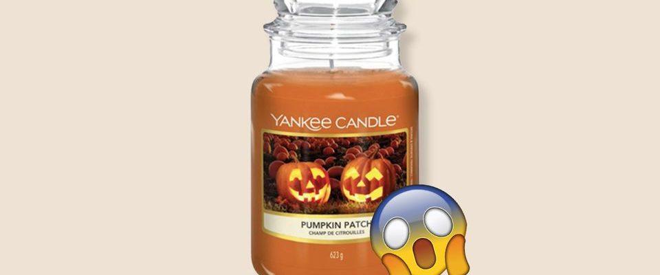YAAS! Yankee Candle lance une bougie d'Halloween en édition limitée | Achats