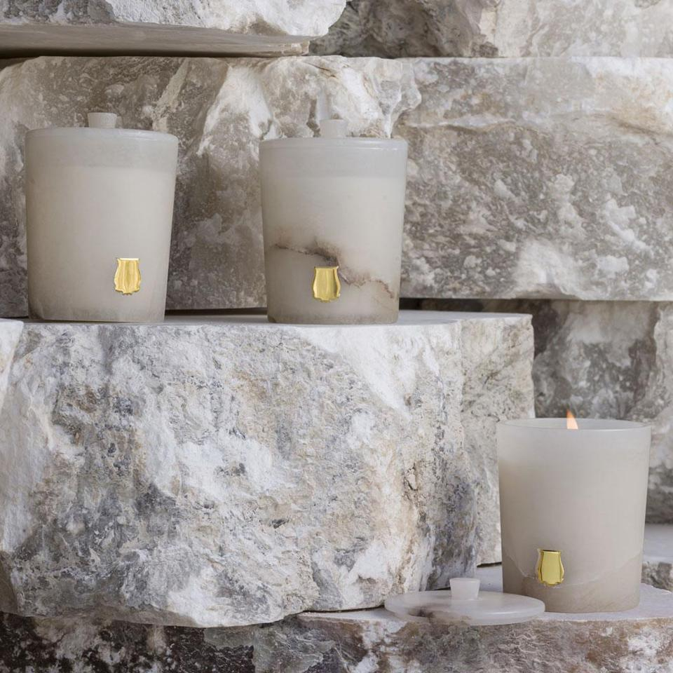 Collection Alabasters de CIRE TRUDON