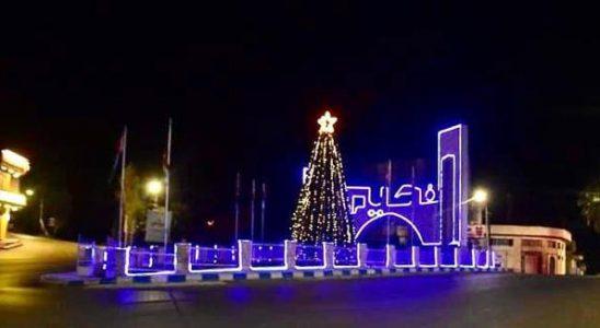 Jordanie - COVID ne parvient pas à atténuer l'esprit de Noël à Fuheis