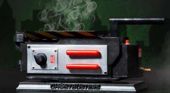 Le brûleur d'encens Ghostbusters Ghost Trap garantit que votre maison peut désormais sentir les fantômes
