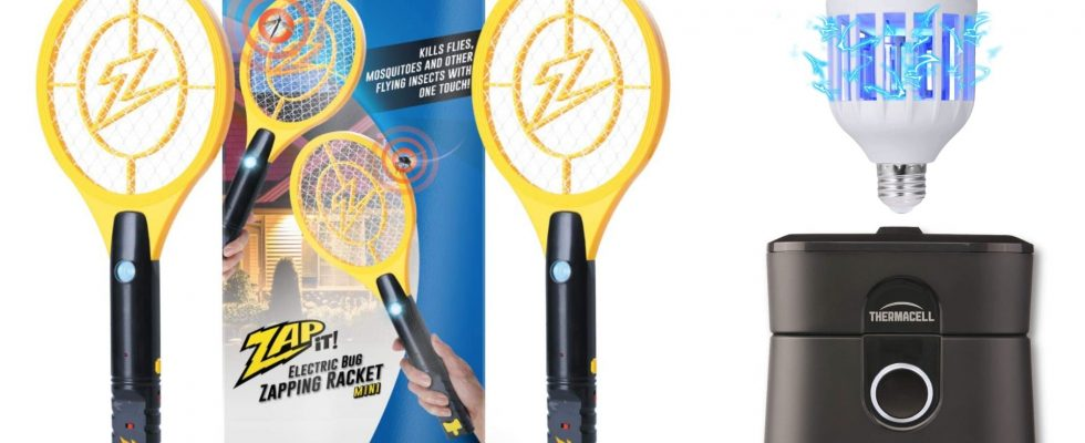 Keep bugs at bay with these 7 leading mosquito repellents