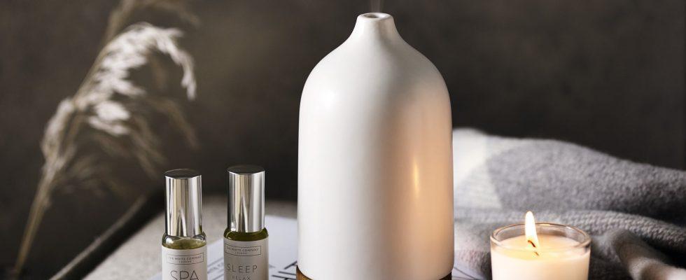 Les meilleurs diffuseurs d'aromathérapie de 2021, pour aider à donner à votre maison une odeur incroyable et à soulager le stress et l'anxiété.