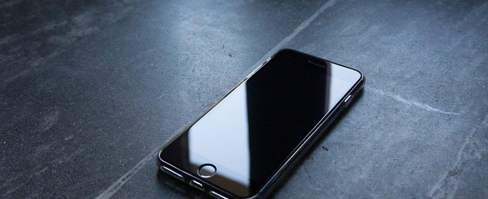 Votre iPhone prend des photos secrètes de vous