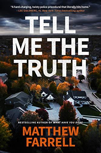 Dis-moi la vérité (Adler et Dwyer Tome 2)
