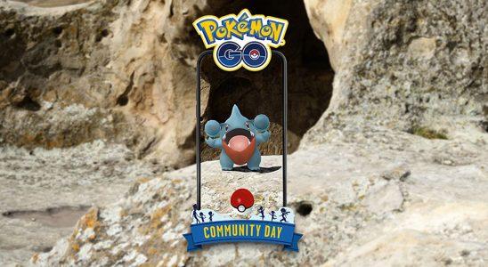Guide de la journée communautaire Pokemon GO juin 2021 Gible