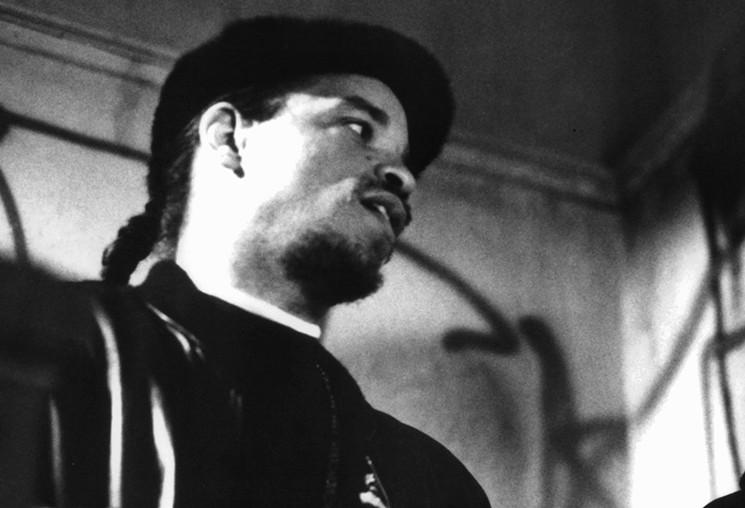 """Ice-T : """"Le rock n'est pas un truc noir ou blanc, juste un truc musical."""" - MOVIEPIX/GETTY IMAGES"""" largeur=""""745"""" hauteur=""""508"""