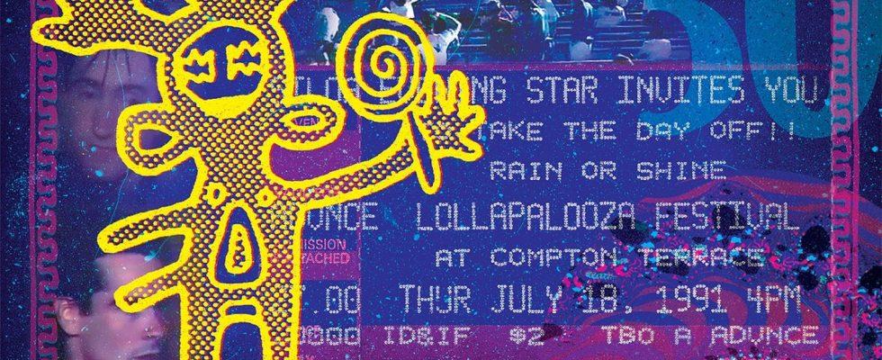 Une histoire orale du premier concert Lollapalooza en 1991