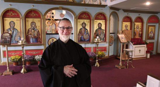 Les icônes de saint André Apôtre à Lewes